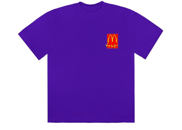 Travis Scott x McDonald's Action Figure Series T-Shirt II
