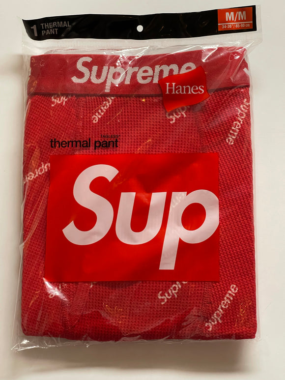 Supreme®/Hanes® Thermal Pant (1 Pack)