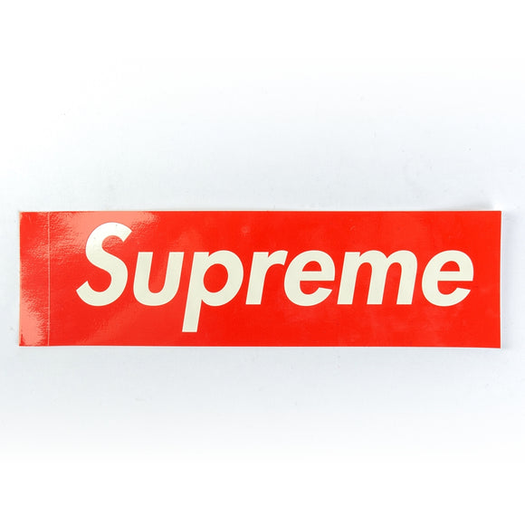 Supreme Red Box Logo