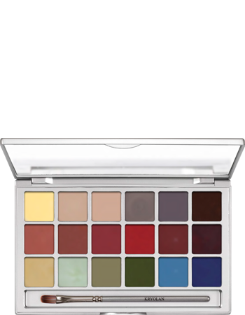Kryolan ColorVisio 18 Palette