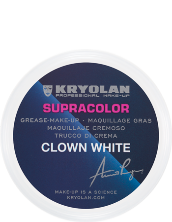 Kryolan Supracolor Clown white, 250g