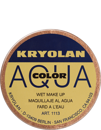 Kryolan Aquacolor Metallic 55ml