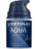 Kryolan Aquacolor Soft Cream 50ml 01129