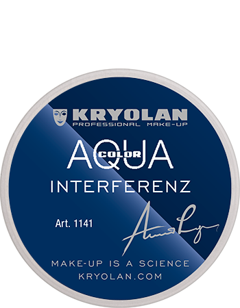 Kryolan Aquacolor Interferenz 8ml 01141
