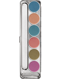 Kryolan Aquacolor Interferenz Palette 6 01147