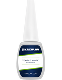 Kryolan Temple white, small 12ml 01501