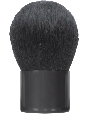 Kryolan Kabuki Brush With Bag 01732