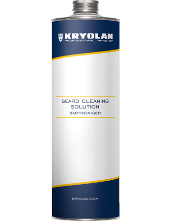 Kryolan Beard Cleaing Solution 1000ML 02047