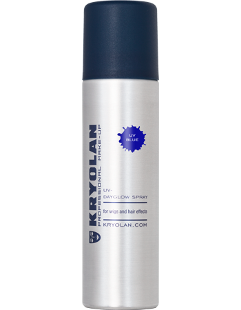 Kryolan Day-Glow Colour Spray 150ml 02254