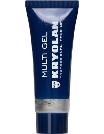 Kryolan Multi Gel Clear 10ml 02300 01