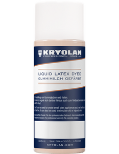 Kryolan Liquid Latex, dyed 100ml 02551