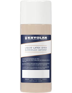 Kryolan Liquid Latex, dyed 250ml 02552