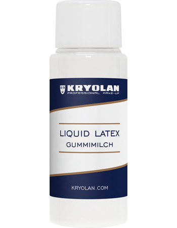 Kryolan Liquid Latex Clear 30ML 02561