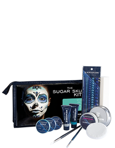 Kryolan Sugar Skull Kit 03007-00