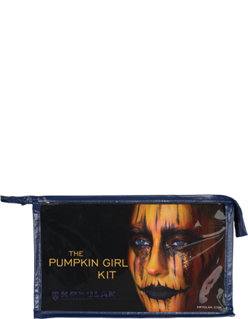 Kryolan Pumpkin Girl Kit 03009-05