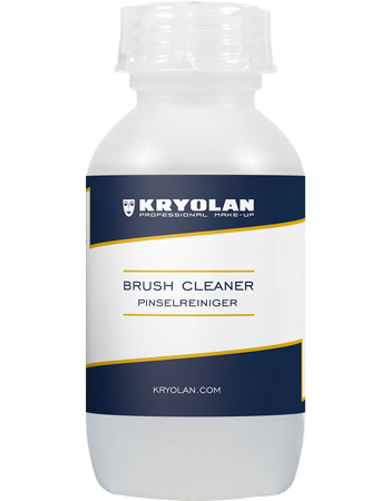 Kryolan Brush Cleaner 100ml 03491-00