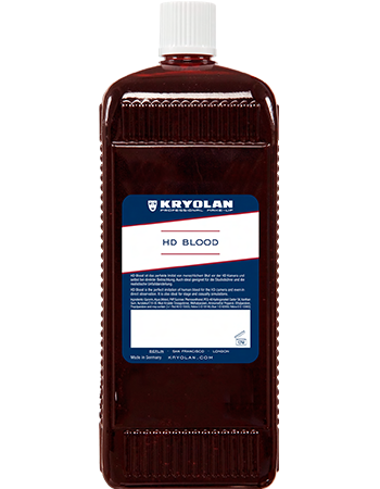 Kryolan HD BLOOD 1000ML 04164-00