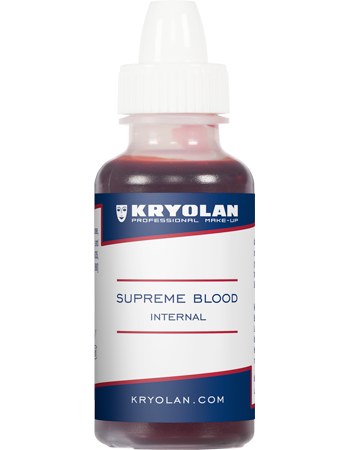 Kryolan Supreme Blood Internal 15ML 04190-00