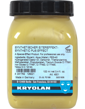 Kryolan Kryolan Pus Effect 100ml 04801-00