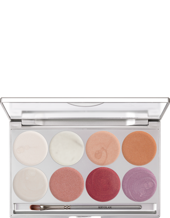 Kryolan Illusion 8 Colour Palette 05208-00