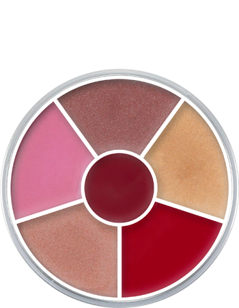Kryolan Lip Shine Circle 25g 05226-00