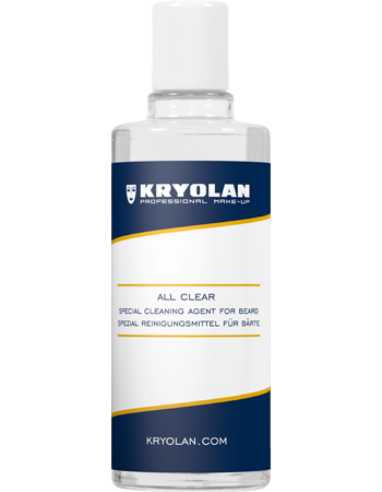 Kryolan All clear 100ml 06038-00