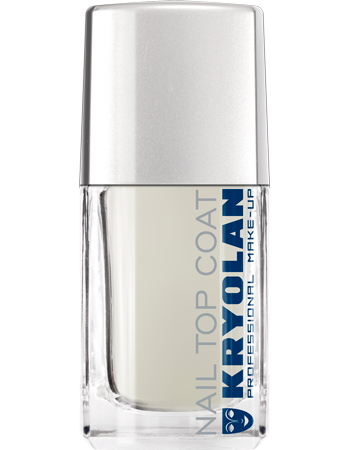 Kryolan Nail Top Coat MATT 11ml 06922-00