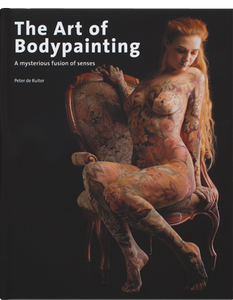 Kryolan THE ART OF BODY PAINTING 07048-00