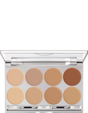 Kryolan Ultra Foundation Set 8 Colour 09018-00