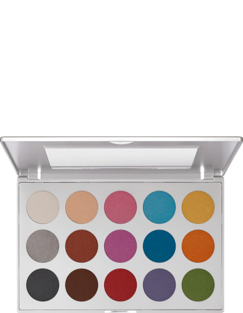 Kryolan Viva Brilliant Color Medley 15 Colours