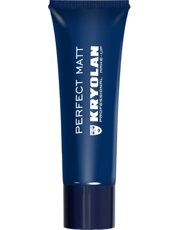 Kryolan Perfect Matt Gel 40g Tube 09260-00