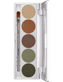 Kryolan Kry 5 Colour Shade Palette 09335-00