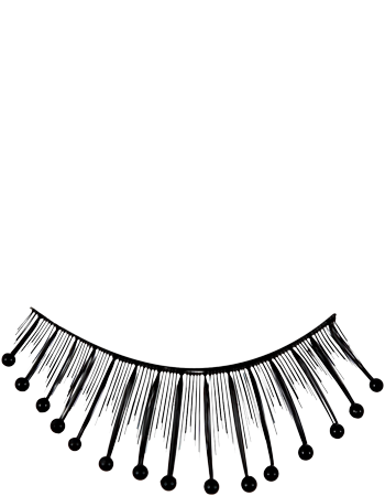 Kryolan STAR GIRL Eyelashes by Kryolan 09357-00