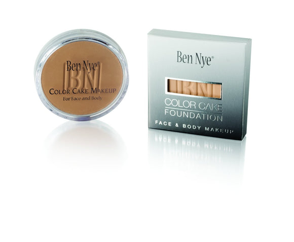 Color Cake Foundation Black