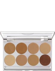 Kryolan HD Micro Foundation Palette 8 19108-00
