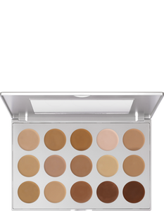 Kryolan HD Micro Foundation Palette 15 19115-00