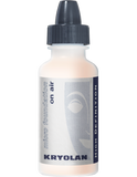 Kryolan HD Micro Foundation on Air 15ml 19830-00