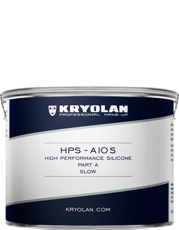 Kryolan High Perf Silcone A105 1KG Slow 60405-00