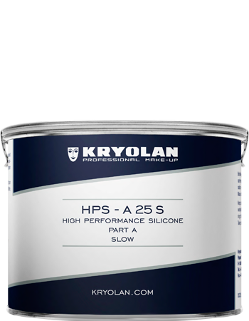 Kryolan High Perf Silcone A255 1KG Slow  60415-00
