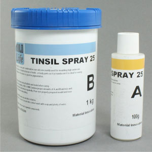 Mouldlife Tinsil Spray 25 B (1KG)