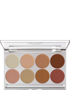 Kryolan DC Light Foundation 8 col set 70108-00