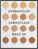 Dermacolor Camouflage Creme Mini-Palette 16 Colours 71006/00