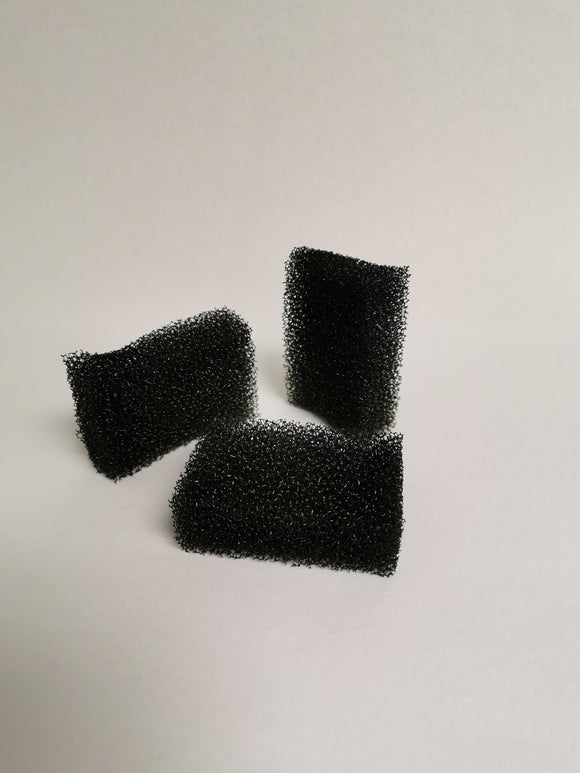 PU Foam Black Stipple Sponges