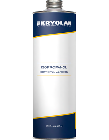 Kryolan Isopropyl Alcohol 1000ml 01684/00