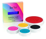 Ben Nye Magic Cake Aqua Paints