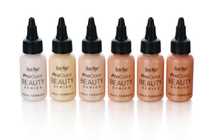 Beauty Series Foundations