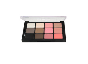 Ben Nye Studio Color Classy Chic Eye & Cheek Palette STP-76