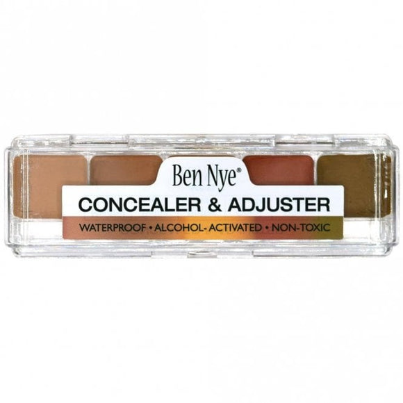 Ben Nye Concealer and Adjuster palette