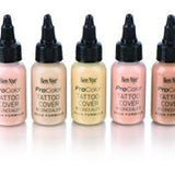 Ben Nye Tattoo Cover and Concealers Series 29ml
