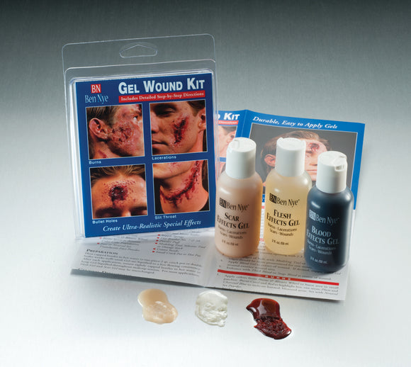 Ben Nye Gel Wound Kit